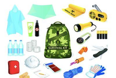 搬家時 如何順便構建家庭緊急求生工具箱,也稱為Bug Out Bag(BOB)