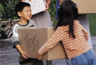 [香港搬屋公司] 資訊:讓您的孩子參與其中